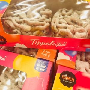 Rather odd looking treat, Tippaleipa