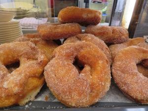 Finnish doughnuts called Munkki